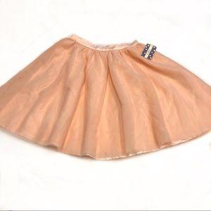 NWT Pink Tulle Skirt Ballerina Flirty Photoshoot